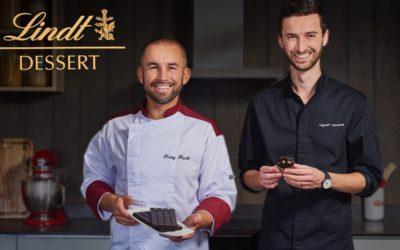 Des Recettes tout Chocolat avec Lindt et le Chef Liguori Lecomte