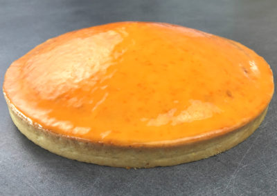 Tarte à l'Orange de Philippe Conticini