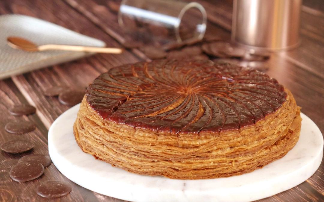 Galette Infiniment Chocolat